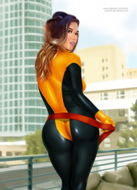 Kitty Pryde from Arionart