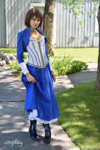 Yelaina May Cosplay as Elizabeth