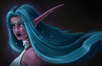 Tyrande Whisperwind from Amy Kirk