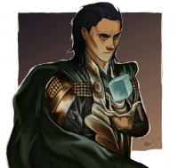 Loki from MaryRiotJane