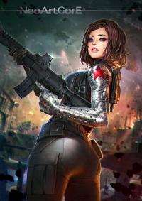 Winter Soldier from Nudtawut Thongmai