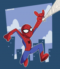 Spider-Man from Linkniak