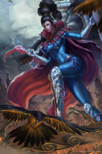 Vayne from ChubyMi