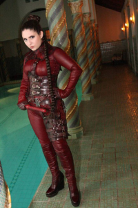 Princess Nightmare as Mord-Sith