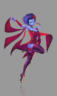 Evelynn from Distractionteal