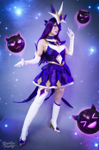 Tayla Barter as Syndra/Star Guardian
