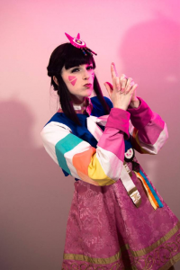 Lossien as D.Va