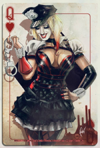 Harley Quinn from J-Estacado