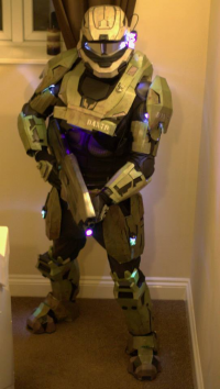 Dax79 Cosplay as Noble 6
