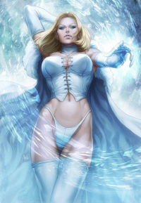 Emma Frost from Stanley Lau