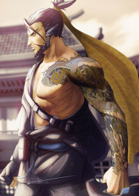 Hanzo from Vincywp