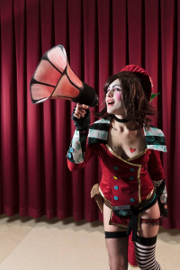 Kathleen Breault as Mad Moxxi