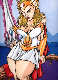 She-Ra from Dale Deforest