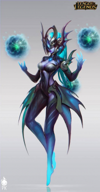 Syndra from Paul Kwon