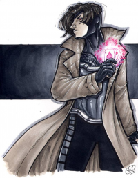 Gambit from Adam Withers