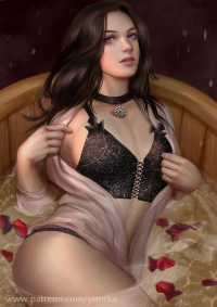 Yennefer from ynorka