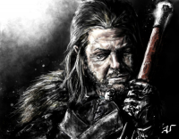 Eddard Stark from jaimus