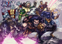 X-Men from Henry Aponte Puello