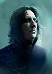 Severus Snape from Kittrose