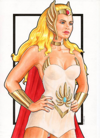 She-Ra from Peter Cleary