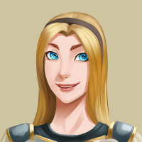 Lux from Ashe Avarosa
