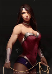 Wonder Woman from Souracid