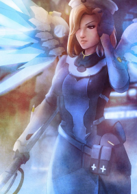 Mercy from Vincywp