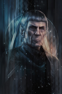 Spock from jasric