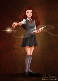 Belle/Hermione Granger from Isaiah Stephens