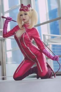 Jennybelly as Anne Takamaki