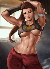 Brigitte from Dandonfuga