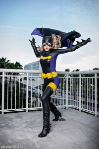 Briana Darling as Batgirl