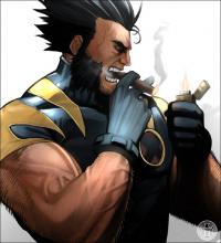 Wolverine from Müller Pereira