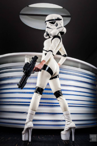 Amy.in as Stormtrooper