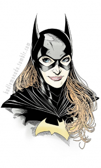 Batgirl from 0theghost0
