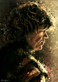 Tyrion Lannister from To Slash A Twisted Line