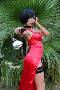 Atenea Cosplay as Ada Wong