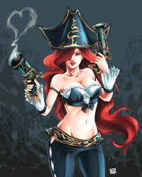Miss Fortune from acesla