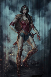 Wonder Woman from jasric