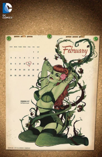 Poison Ivy from Ant Lucia