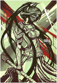 Akali from Cloudn