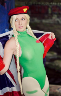 Dayna Baby Lou as Cammy White