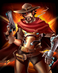 McCree from Andrew Martin