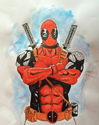 Deadpool from Diduseevc