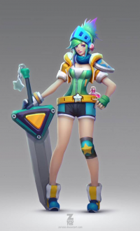 Riven from Paul Kwon