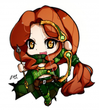 Windranger from atk402