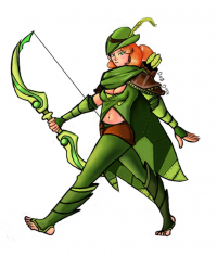 Windranger from Dogduck