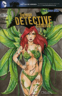 Poison Ivy from Collette Turner
