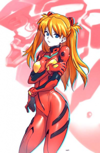 Asuka Langley Soryu from Requiemdusk