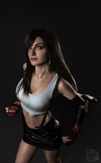 Shade Cramer as Tifa Lockhart